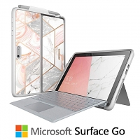 i-Blason Cosmo Slim Designer Case (Marble) for Microsoft Surface Go