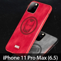 Marvel Series Fabric TPU Case for iPhone 11 Pro Max (6.5)