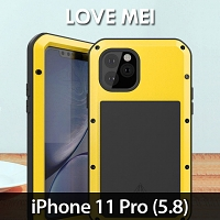 LOVE MEI iPhone 11 Pro (5.8) Powerful Bumper Case