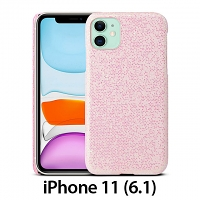 iPhone 11 (6.1) Glitter Plastic Hard Case