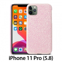 iPhone 11 Pro (5.8) Glitter Plastic Hard Case