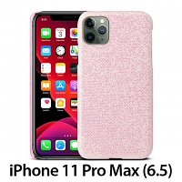 iPhone 11 Pro Max (6.5) Glitter Plastic Hard Case