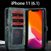 iPhone 11 (6.1) Diary Wallet Folio Case