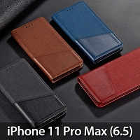 iPhone 11 Pro Max (6.5) Canvas Flip Card Case