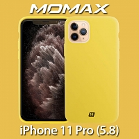 Momax Silicone 2.0 Case for iPhone 11 Pro (5.8)