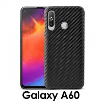 Samsung Galaxy A60 Twilled Back Case