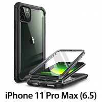 i-Blason Ares Clear Case with Screen Protector for iPhone 11 Pro Max (6.5)