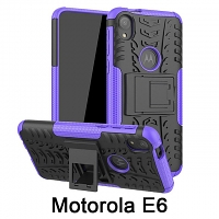 Motorola Moto E6 Hyun Case with Stand