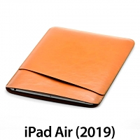 iPad Air (2019) Leather Sleeve with Pocket