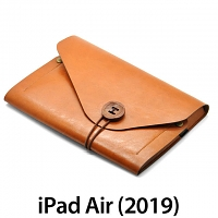 iPad Air (2019) Leather Retro Pouch