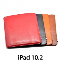 iPad 10.2 Leather Sleeve