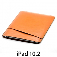 iPad 10.2 Leather Sleeve with Pocket