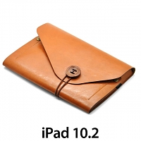 iPad 10.2 Leather Retro Pouch