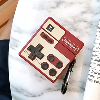 Retro Gamepad AirPods Case