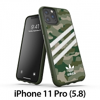 Adidas Moulded Case CAMO WOMAN FW19 (Camouflage Green) for iPhone 11 Pro (5.8)