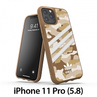 Adidas Moulded Case CAMO WOMAN FW19 (Camouflage Brown) for iPhone 11 Pro (5.8)