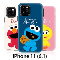 iPhone 11 (6.1) Sesame Street Series Combo Case