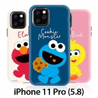 iPhone 11 Pro (5.8) Sesame Street Series Combo Case