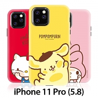 iPhone 11 Pro (5.8) Sanrio Series Combo Case