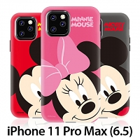 iPhone 11 Pro Max (6.5) Mickey Mouse Series Combo Case