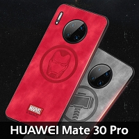 Marvel Series Fabric TPU Case for Huawei Mate 30 Pro