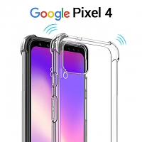 Imak Shockproof TPU Soft Case for Google Pixel 4