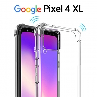 Imak Shockproof TPU Soft Case for Google Pixel 4 XL