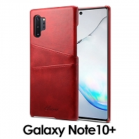 Samsung Galaxy Note10+ Claf PU Leather Case with Card Holder