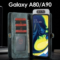 Samsung Galaxy A80/A90 Diary Wallet Folio Case