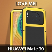LOVE MEI Huawei Mate 30 Powerful Bumper Case
