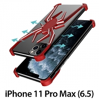 iPhone 11 Pro Max (6.5) Metal Spider Case