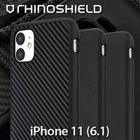 RhinoShield SolidSuit NX Case for iPhone 11 (6.1)