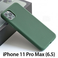 iPhone 11 Pro Max (6.5) Seepoo Silicone Case