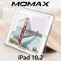 Momax Flip Cover Case for iPad 10.2