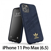 Adidas Moulded Case Ultrasuede FW19 (Collegiate Royal) for iPhone 11 Pro Max (6.5)