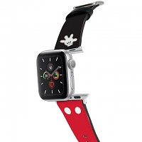 Disney Mickey Mouse Leather Watch Band for Apple Watch 1~5 series