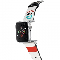 Disney Toy Story - Forky Leather Watch Band for Apple Watch 1~5 series