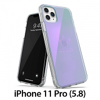 Adidas Protective Clear Case SS20 (Colourful) for iPhone 11 Pro (5.8)