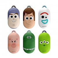 Toy Story Series Big Head Samsung Galaxy Buds Case