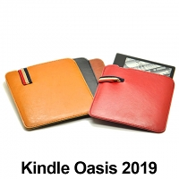 Amazon Kindle Oasis 2019 Leather Sleeve