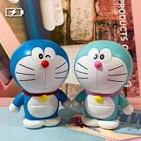 3D Doraemon AirPods Charger Case