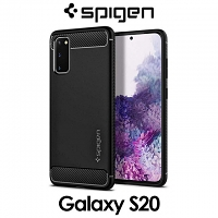 Spigen Rugged Armor Case for Samsung Galaxy S20