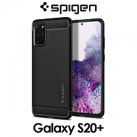 Spigen Rugged Armor Case for Samsung Galaxy S20+