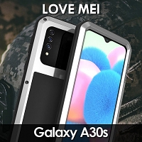 LOVE MEI Samsung Galaxy A30s Powerful Bumper Case