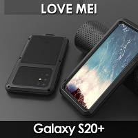 LOVE MEI Samsung Galaxy S20+ Powerful Bumper Case