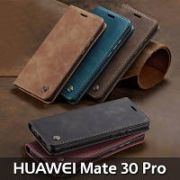 Huawei Mate 30 Pro (4G/5G) Retro Flip Leather Case