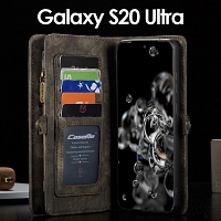 Samsung Galaxy S20 Ultra / S20 Ultra 5G Diary Wallet Folio Case