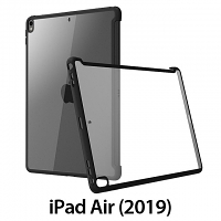 i-Blason Clear Bumper Case (Compatible with Smart Keyboard) for iPad Air (2019)