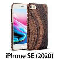 iPhone SE (2020) Woody Patterned Back Case