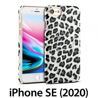 iPhone SE (2020) Leopard Stripe Back Case